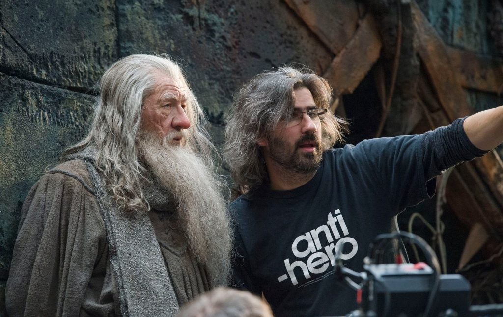 Gandalf ve Christian Rivers