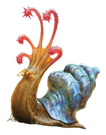 Flail Snail