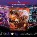Dungeons and Dragons, Ulusal Oyuncak Müzesi'ne Adını Yazdırdı