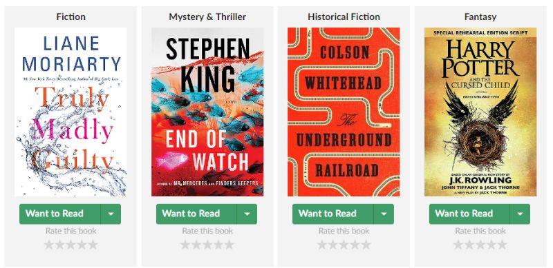 goodreads-kategori