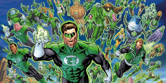 Green Lantern Corps Filmi İçin Aranan Yazarlar Bulundu - FRPNET