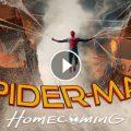 Spider-Man: Homecoming Filminden Resmi Fragman