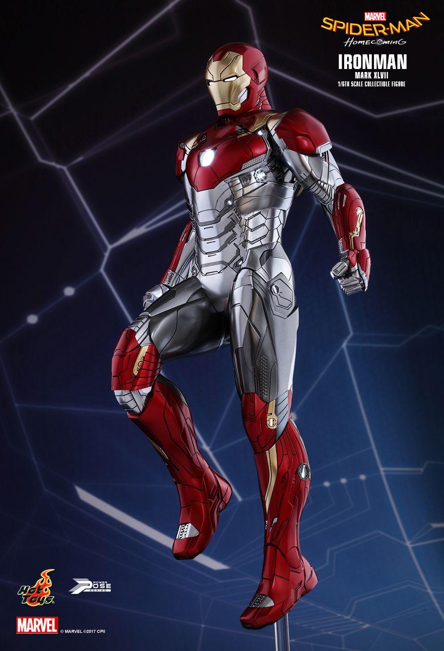 Spider man homecoming filmindeki iron man 39 in yeni z rh - Spiderman and ironman wallpaper ...