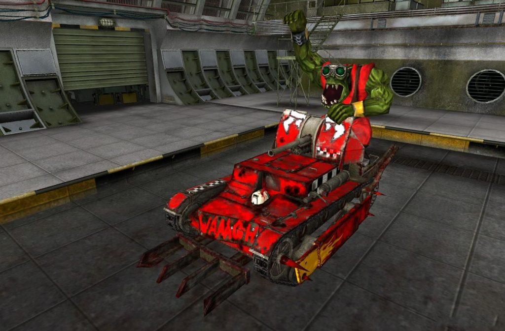 World of Tanks - Warhammer