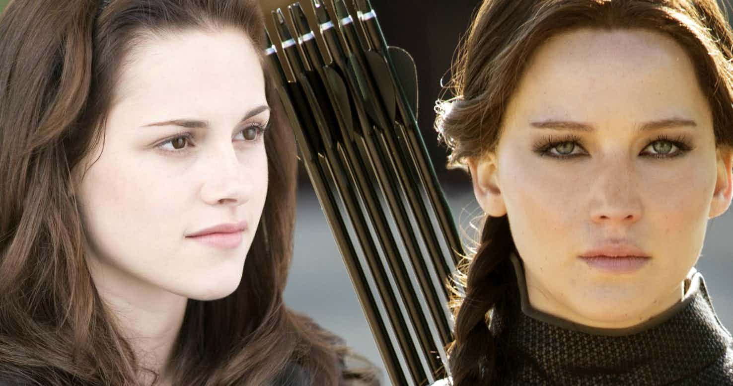 twilight and hunger games The twilight and hunger games franchises may have more stories to be told, according to one of the top execs at lionsgate, the company that produced both of them there are a lot more stories.
