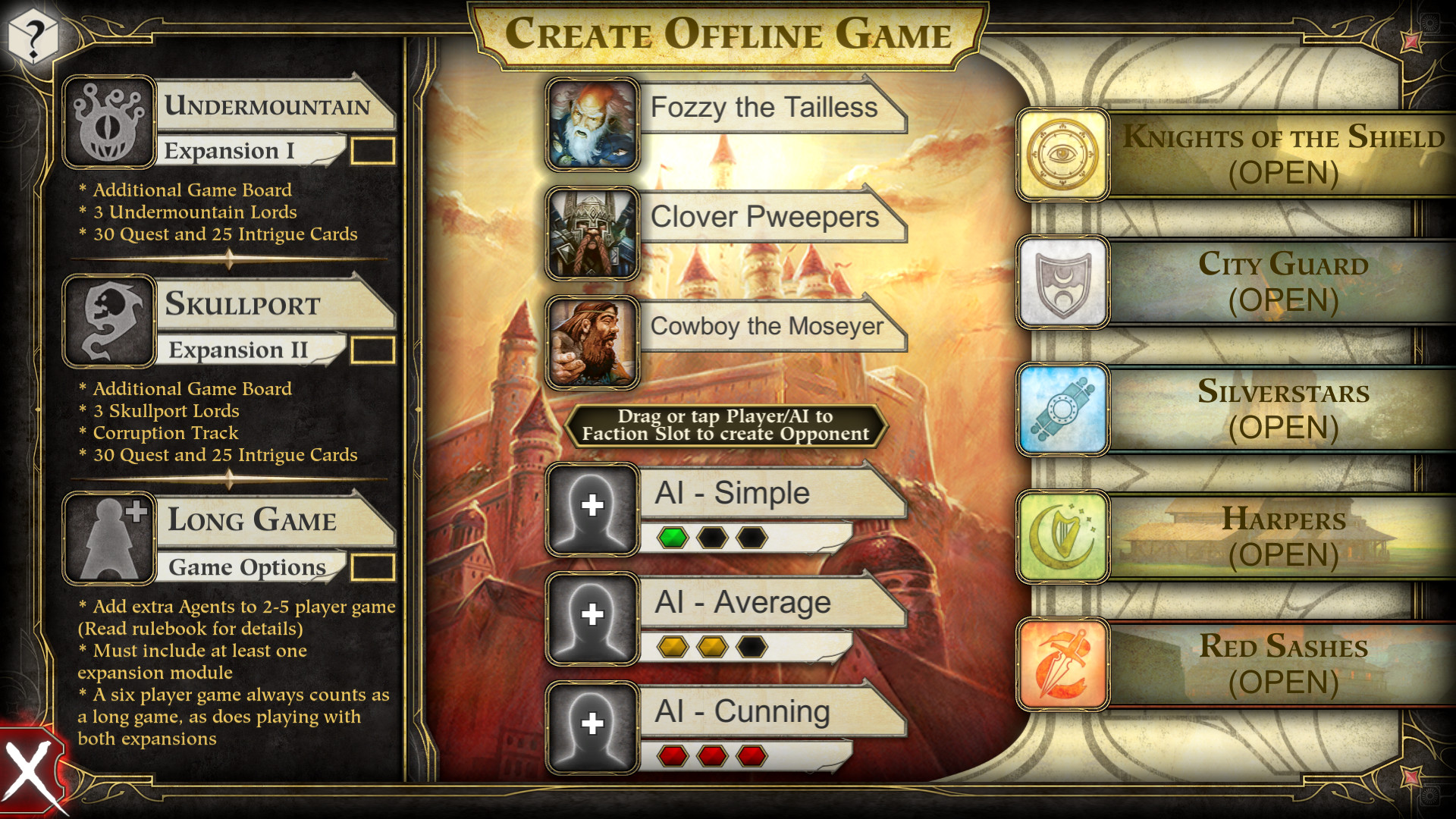 Lords of Waterdeep 2017 pc game Img-3