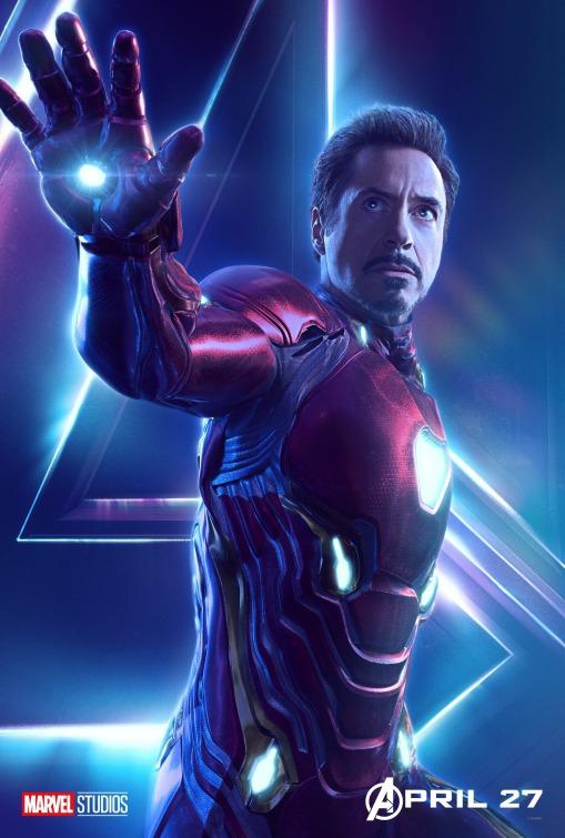 Avengers: Infinity War Filminden Karakter Posterleri ...