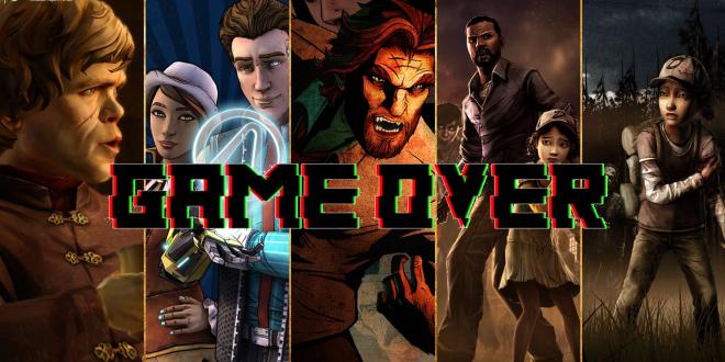 Telltale Games Oyun Dünyasına Veda Ediyor