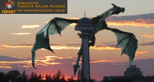Ankara'da FRP oynayabileceğiniz yerler