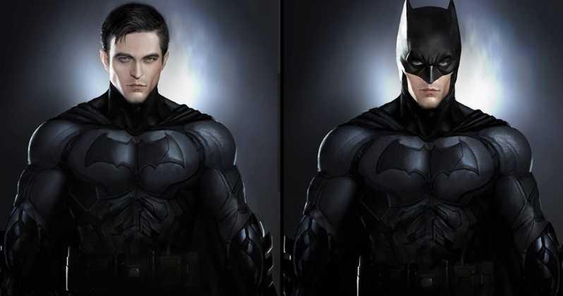 The Batman Robert Pattinson Batsuit Screen Tests - Yeni Batman Filminin Fragmanı Yayınlandı !