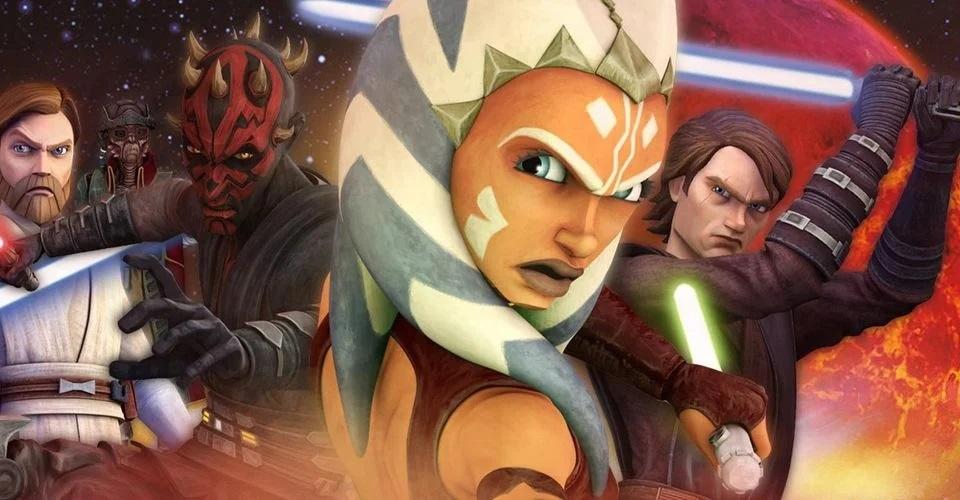 star wars the clone wars karakterleri