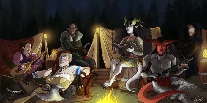 2020'nin En Popüler Dungeons and Dragons Irk ve Sınıfları