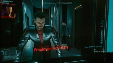 Elon Musk Cyberpunk 2077'de Olabilir