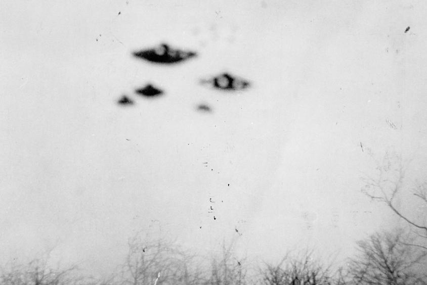 UFO görüntüsü